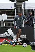 Jonathan Tah (Deutschland Germany) <br /> - 05.10.2020: Training der Deutschen Nationalmannschaft, Suedstadion Koeln<br /> DISCLAIMER: DFB regulations prohibit any use of photographs as image sequences and/or quasi-video.