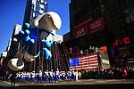 USA - NEW YORK - Macy's Thanksgiving day parade in Manhattan