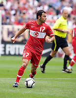 Selcuk Inan. The USMNT defeated Turkey, 2-1, at Lincoln Financial Field in Philadelphia, PA.