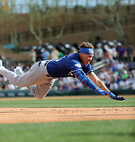 Jeren Kendall - Los Angeles Dodgers 2020 spring training (Bill Mitchell)
