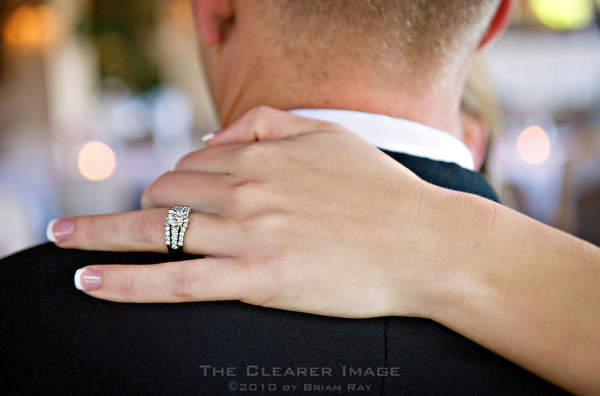 Wedding reception of Anna Johnson photographed in Dallas, TX.