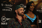 Boxing Press TysonFury vs Otto Wallin 2019-09-11_