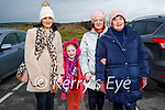 Enjoying a stroll in Lohercanon on Saturday, l to r: Michelle Counihan, Orla O'Rourke, Eileen and Breda Counihan