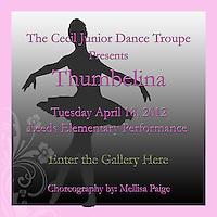Thumbelina - Leeds Elementary School Performance (04-17-2012)