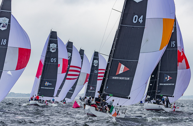Howth Yacht Club had its best two results on Friday
