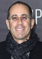 NEW YORK CITY, NY, USA - DECEMBER 03: Jerry Seinfeld arrives at the New York Premiere Of 'Top Five' held at the Ziegfeld Theatre on December 3, 2014 in New York City, New York, United States. (Photo by Celebrity Monitor)