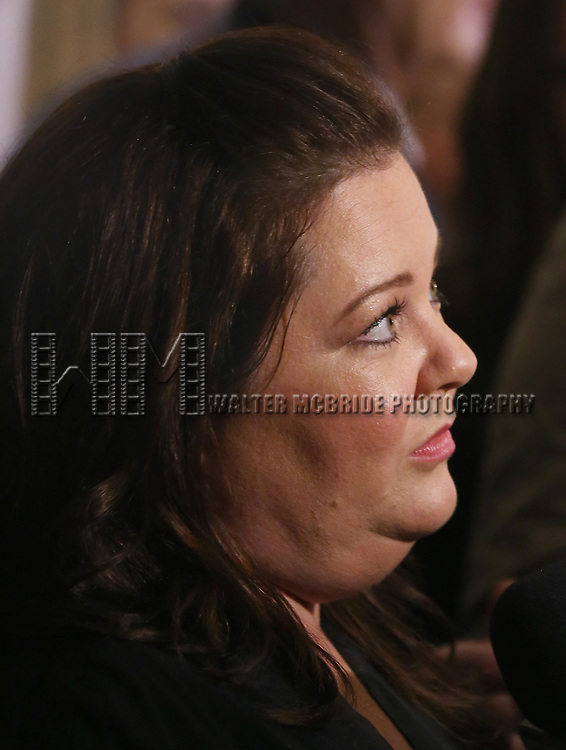 Melissa McCarthy attends the 'St. Vincent' premiere during the 2014 Toronto International Film Festival at Princess of Wales Theatre on September 5, 2014 in Toronto, Canada.