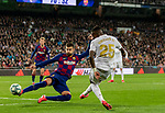 Real Madrid CF's Vinicius Jr seen in action during La Liga match. Mar 01, 2020. (ALTERPHOTOS/Manu R.B.)