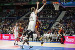 Real Madrid´s Andres Nocioni during 2014-15 Euroleague Basketball match between Real Madrid and Galatasaray at Palacio de los Deportes stadium in Madrid, Spain. January 08, 2015. (ALTERPHOTOS/Luis Fernandez)
