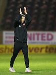 Dundee Utd manager Jackie McNamara