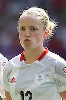 Kim LITTLE of Great Britain - Great Britain Women vs New Zealand Women - Womens Olympic Football Tournament London 2012 Group E at the Millenium Stadium, Cardiff, Wales - 25/07/12 - MANDATORY CREDIT: Gavin Ellis/SHEKICKS/TGSPHOTO - Self billing applies where appropriate - 0845 094 6026 - contact@tgsphoto.co.uk - NO UNPAID USE.
