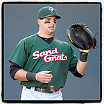 #OTD On This Day, May 29, 2013, catcher Kevin Plawecki (26) of the Savannah Sand Gnats played a game against the Greenville Drive at Fluor Field at the West End in Greenville, South Carolina. Plawecki was theNo. 21 prospect of the New York Mets, according to Baseball America. He later played with the Mets and Indians and is now with Boston. (Tom Priddy/Four Seam Images) #MiLB #OnThisDay #MissingBaseball #nobaseball #stayathome #minorleagues #minorleaguebaseball #Baseball #SallyLeague #AloneTogether