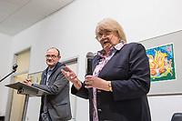 "2019/02/28 Berlin | Kultur | Ladengalerie ""junge Welt"""