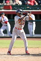 Adron Chambers - Surprise Rafters - 2010 Arizona Fall League.Photo by:  Bill Mitchell/Four Seam Images..