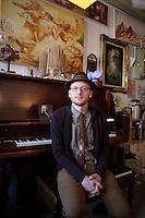 Dustyn Lucas<br /> <br /> <br /> <br /> PHOTO :   Pierre Roussel - Agence Quebec presse