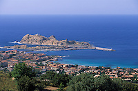 Europe/France/Corse/2B/Haute-Corse/Balagne/Ile Rousse: L'ile de la Pietra