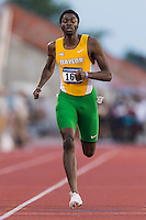 Richard Gary of Baylor competes in 400 meter prelims during West Preliminary Track and Field Championships, Friday, May 29, 2015 in Austin, Tex. (Mo Khursheed/TFV Media via AP Images)