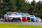 NASCAR XFINITY Series<br /> Mid-Ohio Challenge<br /> Mid-Ohio Sports Car Course, Lexington, OH USA<br /> Saturday 12 August 2017<br /> James Davison, SportClips Toyota Camry and Ben Kennedy, Rheem Chevrolet Camaro<br /> World Copyright: Russell LaBounty<br /> LAT Images