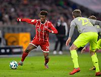 13.12.2017,  Football 1.Liga 2017/2018, 14. match day, FC Bayern Muenchen - 1.FC Koeln, in Allianz-Arena Muenchen. Kingsley Coman (Bayern Muenchen) . *** Local Caption *** © pixathlon<br /> <br /> +++ NED + SUI out !!! +++<br /> Contact: +49-40-22 63 02 60 , info@pixathlon.de