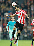 Athletic de Bilbao's Mikel Balenziaga during Spanish Kings Cup match. January 05,2017. (ALTERPHOTOS/Acero)