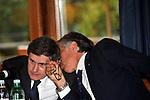 GIOVANNI MALAGO' CON GIANNI ALEMANNO<br /> ROMA 2010