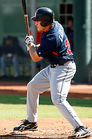 Ben Carlson - Cleveland Indians 2009 Instructional League. .Photo by:  Bill Mitchell/Four Seam Images..