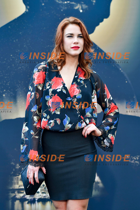 Courtney Hope (The Bold and the Beautiful)<br /> Monaco - 20/06/2017<br /> 57 festival TV Monte Carlo <br /> Foto Norbert Scanella / Panoramic / Insidefoto