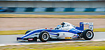 Martin Rump of Estonia and Cebu Pacific Air by KCMG drives during the Formula Masters China Series as part of the 2015 Pan Delta Super Racing Festival at Zhuhai International Circuit on September 19, 2015 in Zhuhai, China.  Photo by Moses Ng/Power Sport Images