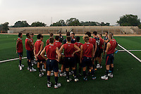 U.S. Under-17 Men Training  Kano, Nigeria