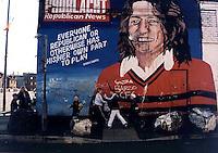 Graffiti of Belfast