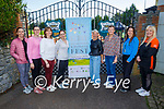 Members of Show Castleisland Cares who attended the Kerry Mental Health and Wellbeing FEST Wellness  at An Riocht in Castleisland on Sunday. l to r: Lorraine Bowler (NEWKD), Thecla O'Connor, Ann Murphy, Christine Cronin, Tara Walmsley, Orla Casey, Louise Lyons and Jennifer O'Sullivan Coffey (NEWKD).