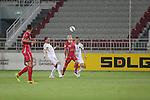 Lekhwiya vs Bunyodkor during the 2015 AFC Champions League Group A match on April 08, 2015 at the Abdullah Bin Khalifa Stadium in Doha, Qatar. Photo by Adnan Hajj / World Sport Group