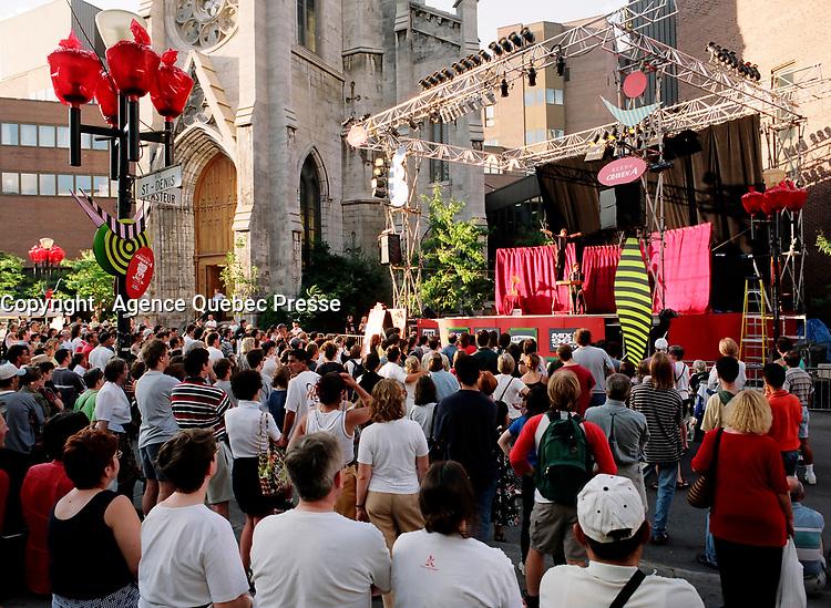 Festival <br /> Juste Pour Rire 1998