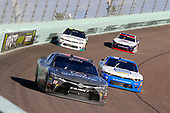 NASCAR XFINITY Series<br /> Ford EcoBoost 300<br /> Homestead-Miami Speedway, Homestead, FL USA<br /> Saturday 18 November 2017<br /> Christopher Bell, GameStop/PowerA Toyota Camry and Scott Lagasse Jr, Fight Colorectal Cancer/Screen Your Machine Chevrolet Camaro<br /> World Copyright: Russell LaBounty<br /> LAT Images