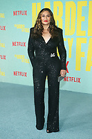 LOS ANGELES, CA - OCTOBER 13: Tina Knowles at the Special Screening Of The Harder They Fall at The Shrine in Los Angeles, California on October 13, 2021. Credit: Faye Sadou/MediaPunch