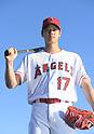 MLB: Los Angeles Angels Photo Day at Tempe Diablo Stadium