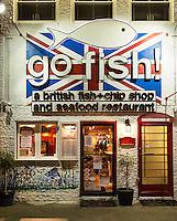 Go Fish ! Restaurant, Rehoboth Beach, Delaware, USA
