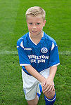 St Johnstone FC Academy Under 11's<br /> Calum Porter<br /> Picture by Graeme Hart.<br /> Copyright Perthshire Picture Agency<br /> Tel: 01738 623350  Mobile: 07990 594431