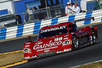 #99 Gainsco/Bob Stallings Racing Chevrolet/Riley of Jon Fogarty, Alex Gurney, Jimmie Johnson & Jimmy Vasser