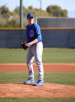 Derek Casey - Chicago Cubs 2019 spring training (Bill Mitchell)
