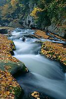 Nantahala River<br /> Nantahala River Gorge<br /> Nantahala National Forest<br /> Macon County, North Carolina