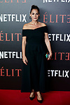 Rocio Munoz Cobo attends to 'Elite' premiere at Museo Reina Sofia in Madrid, Spain. October 02, 2018. (ALTERPHOTOS/A. Perez Meca)