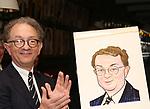 William Ivey Long Sardi's portrait unveiling