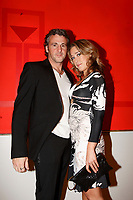 Patrick Huard and wife<br /> photo : Pierre Roussel (c)  Images Distribution
