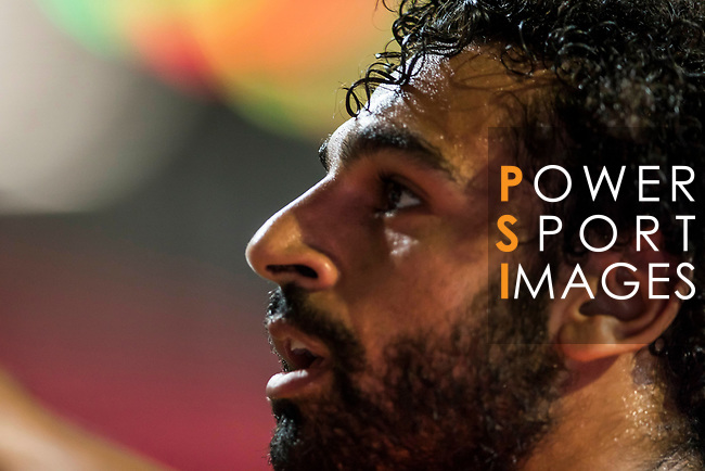 Liverpool FC forward Mohamed Salah reacts during the Premier League Asia Trophy match between Liverpool FC and Crystal Palace FC at Hong Kong Stadium on 19 July 2017, in Hong Kong, China. Photo by Yu Chun Christopher Wong / Power Sport Images