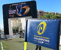 Toulon v Wasps 20160117