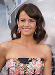 Carla Gugino attends The Warner Bros. Pictures World Premiere of San Andreas held at the TCL Chinese Theatre  in Hollywood, California on May 26,2015                                                                               © 2015 Hollywood Press Agency