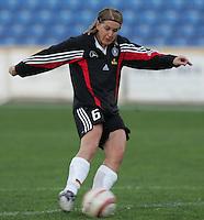 MAR 13, 2006: Faro, Portugal: Britta Carlson