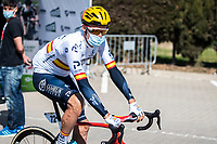 24th March 2021; Castelldefels, Catalonia, Spain; Volta Catalunya Cycling Tour stage 3 from Canal Olimpic de Catalunya to Vallter 2000; LUIS LEÓN SANCHEZ of team ASTANA - PREMIER TECH