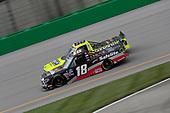 #18: Christian Eckes, Kyle Busch Motorsports, Toyota Tundra Safelite AutoGlass #88: Matt Crafton, ThorSport Racing, Ford F-150 Ideal Door/Menards